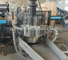 PP/PE Plastic Granulating/Pelletizing Machine