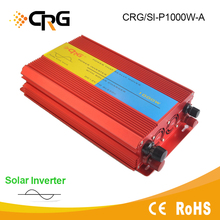 CRG 12V 220V 3 times surge power 40-80hz solar inverter