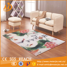 "Durable Extruded Vinyl Loop Entrance Mat For Indoor Outdoor and Vestibule Areas, 36"" Width x 60"" Length x 0.47"" Thickness"
