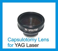 Capsulotomy Lens For YAG Laser