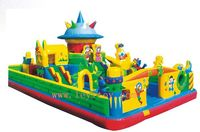 inflatable playground on sale LY-074B