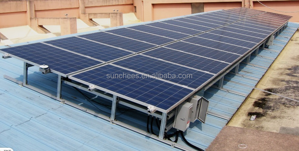 solar power utilities 5KW 6KW 10KW solar system manufactures price