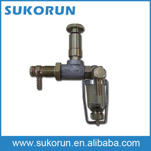 Yutong out-connecting hand oil pump assembly 1101-00283/282