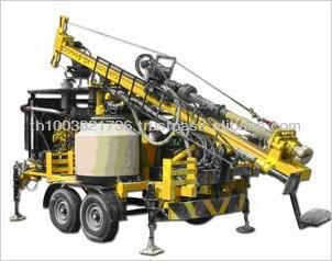 Custom Design Multipurpose Mountable Rotary Pile Drilling Rig
