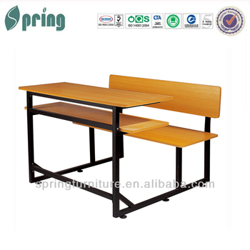 Long School Furniture Furniture Of A Set Made In Foshan