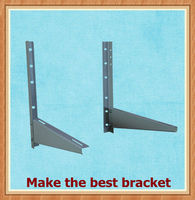 metal construction air conditioner bracket
