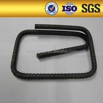 BS 4449 500B Steel Rebar Stirrups (Cut & Bend) for construction materials