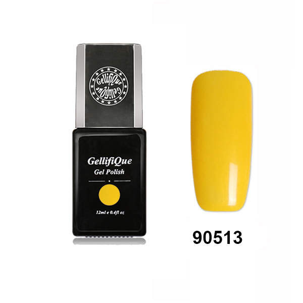 90513 12 ml Wholesale Nail Gel Polish Nail Supply with OEM and Samples