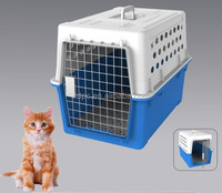 XDPC Pet carrier with metal door