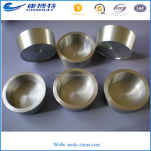 Pure Tungsten Smelting Crucible