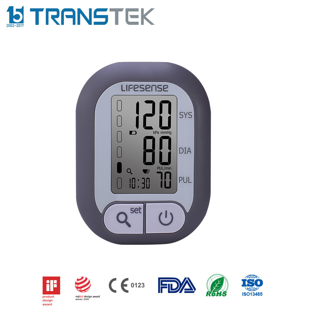 OEM / ODM home use wrist blood pressure monitor with factory price