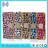 China Supplier Hot Selling High Quality Leopard Print Cell Phone Case