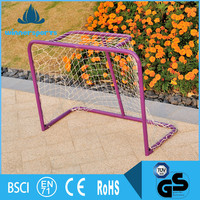 Rebound Targe Mini Hockey Soccer Net Goal Training Equipment