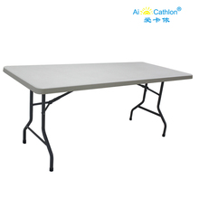 200cm 8ft' Foldable Banquet Catering Table Space Saving Plastic Folding Event Buffet Tables