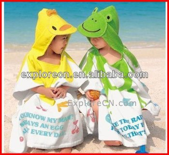 Promotional beach towel for kids