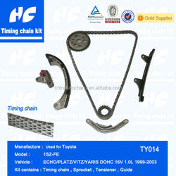 Echo/platz/vitz/yaris dohc 16v timing chain kit