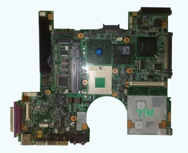 T40 T41 T42 MOTHERBOARD SYSTEMBOARD FRU 27R1948 39T5400 93P3742 use for IBM/Thinkpad T40 T41 T42 notebook