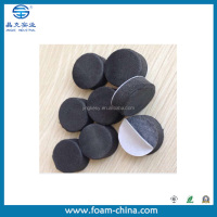 round shape die cut gasket Self adhesive foam gasket placed foam gasket