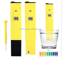 Cheap price &nonline sell water ph meter with digital reading