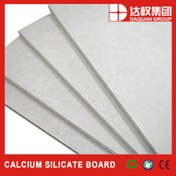 6mm thermal insulation fiber cement board, fiber cement siding board