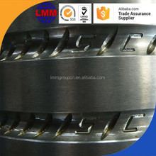 China Fine finish tungsten carbide rings with high modulus of elasticity for steel & tmt bars
