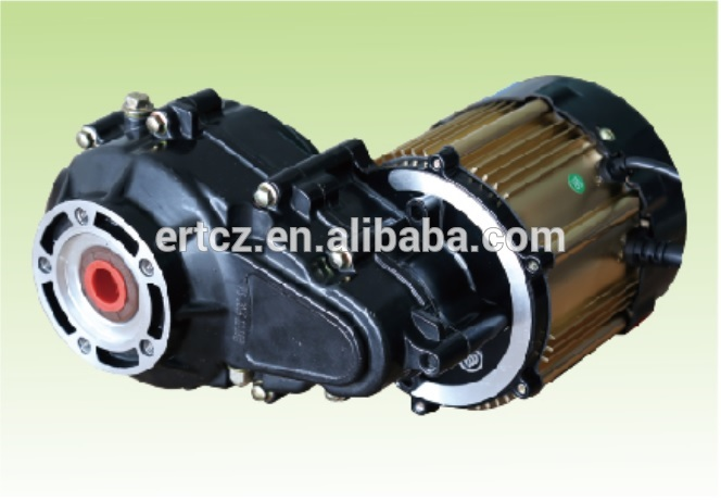 electric motor for ev car