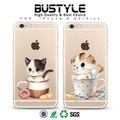 A+ Quality Cute Animal Designs Mobile Phone Case For Apple iPhone 4 5s 5c 6 6s plus For pink iPhone 6s plus