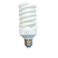 e27 cfl bulb 23w energy saving lamp factory 10000h full spiral cfl