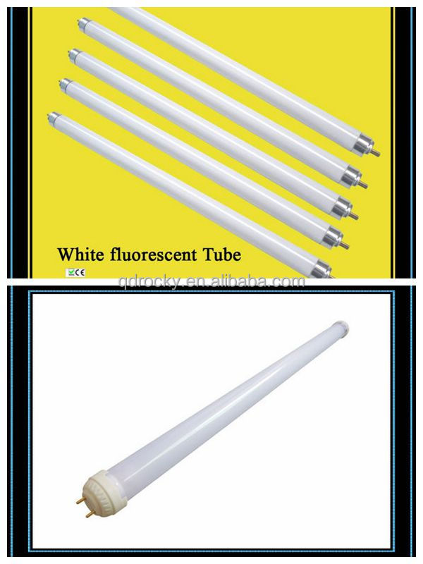 t8 t5 fluorescent lamp housing 10w/15w/18w/30w/36w/58w