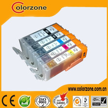 PGI-750 CLI-751 compatible ink cartridge for canon mg5470/mg6370/ip7270/mx727