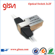 Stable performance competitive price 2x2 optical switch for optical route protection