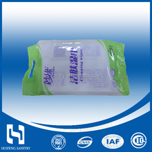 2017 japanese wet popular cleaning skin care wipes wholesale baby wipes