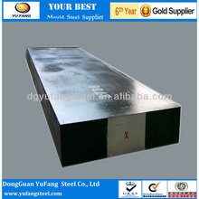 High Quality Cold Drawn Flat Bar 718 1.2738 Steel Price Per Ton