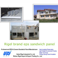 waterproof eps sandwich wall panel concrete block forms for sale
