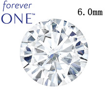 Forever One Round Brilliant Cut with Colorless Moissanite Loose Gemstone Wholesale