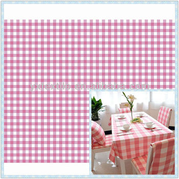 hot selling factory price polyester mini matt fabric for table cloth