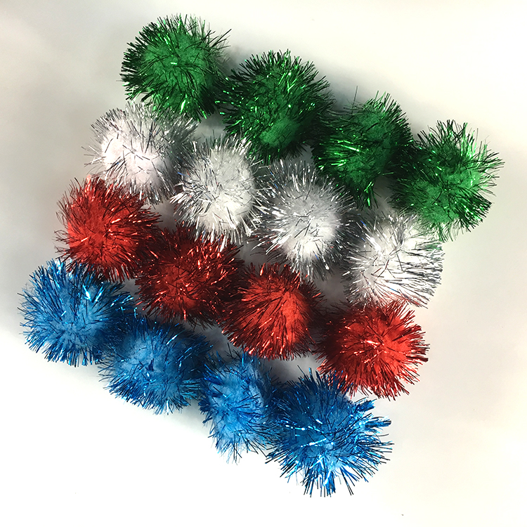 DIY Assorted Color Christmas Ornaments Ball For DIY