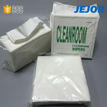 Disposable industry Polyester Cleanroom Thermal Printer Cleaning Paper Wiper
