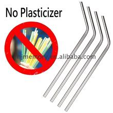 Low price of stainless steel straw tubes with spoon best