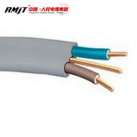 twin flat power cable/electric wire