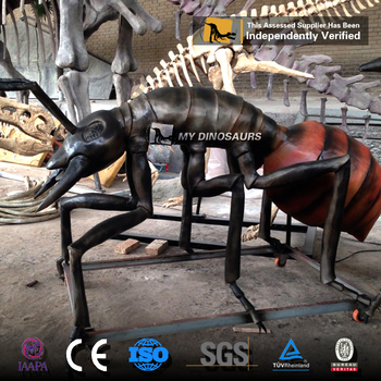 MY DINO-AI66 Park Decoration Ant Park Decoration Cartoon Sculpture