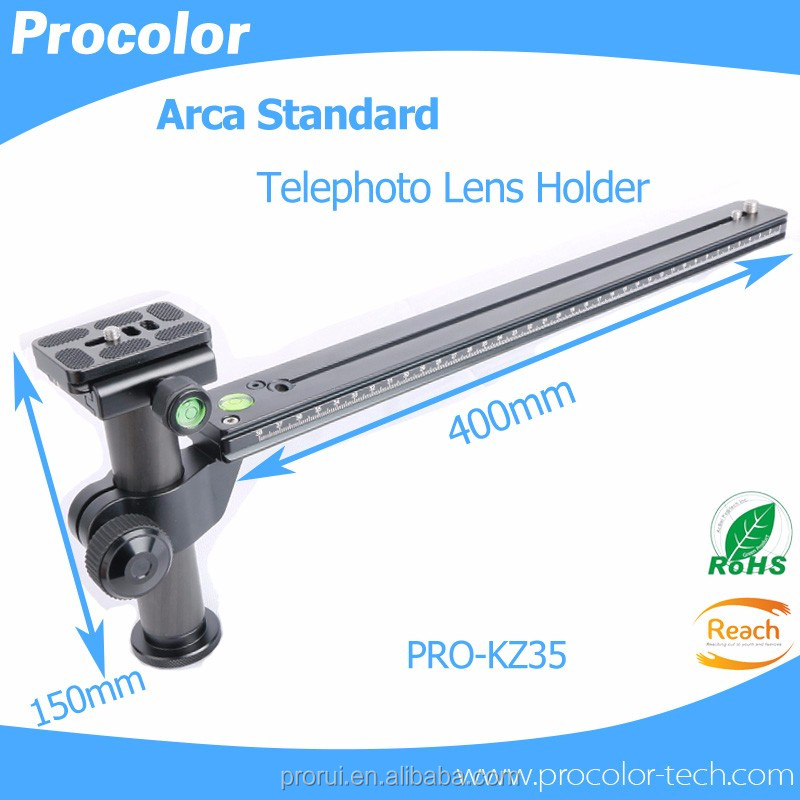 Camera accessory Quality long lens support bracket Telephoto Zoom Lens Bracket stabilized camera mount