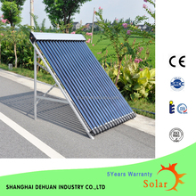 high quality heat pipe solar collector supplier