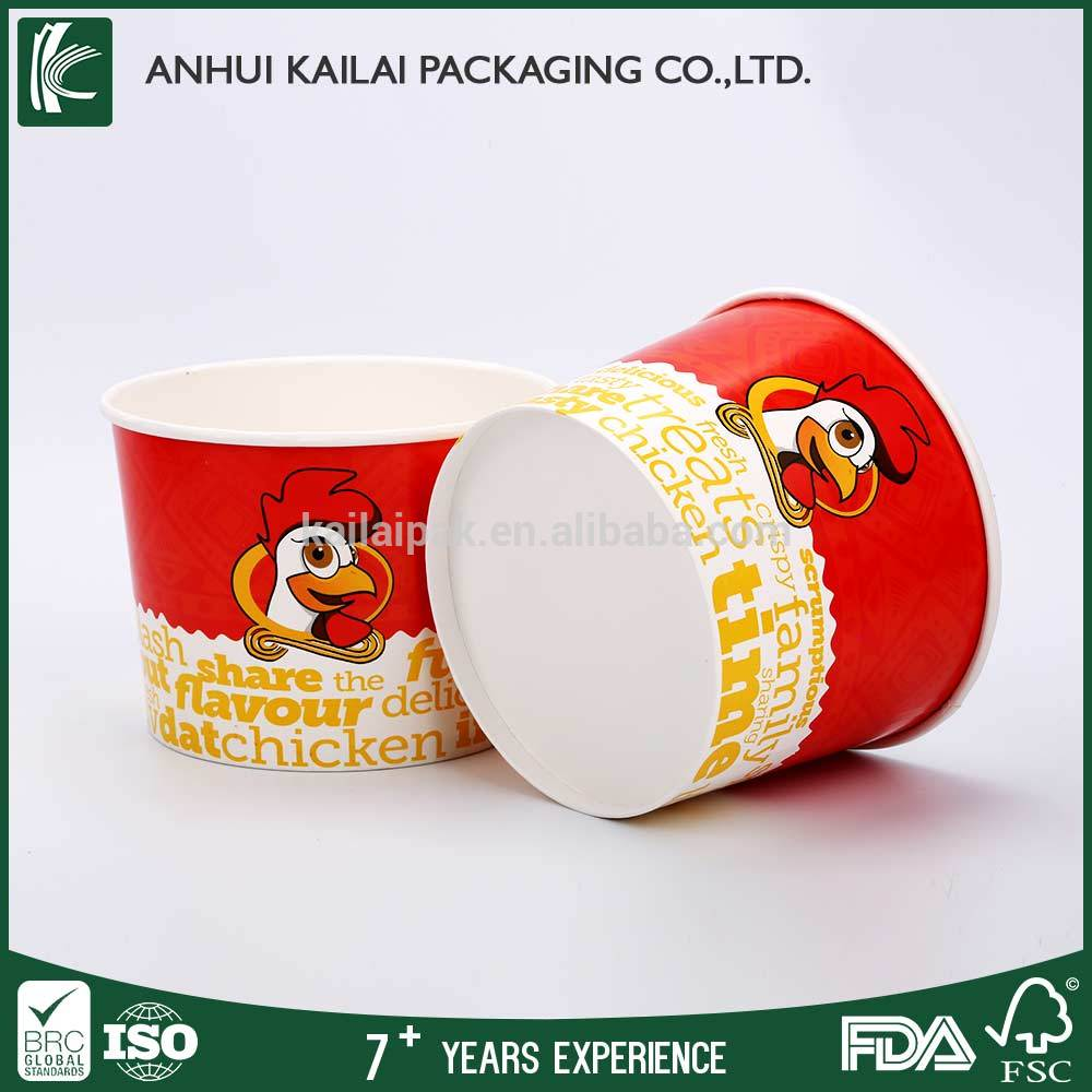 Special packaging Potato chip container
