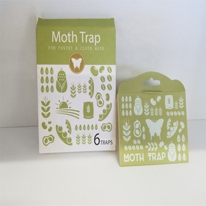 2019 Amazon hot sell Pantry Moth Trap With Pheromone Attractant
