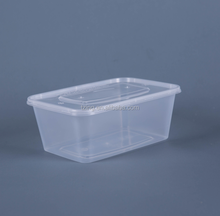 Meal prep food storage FDA approved plastic food container