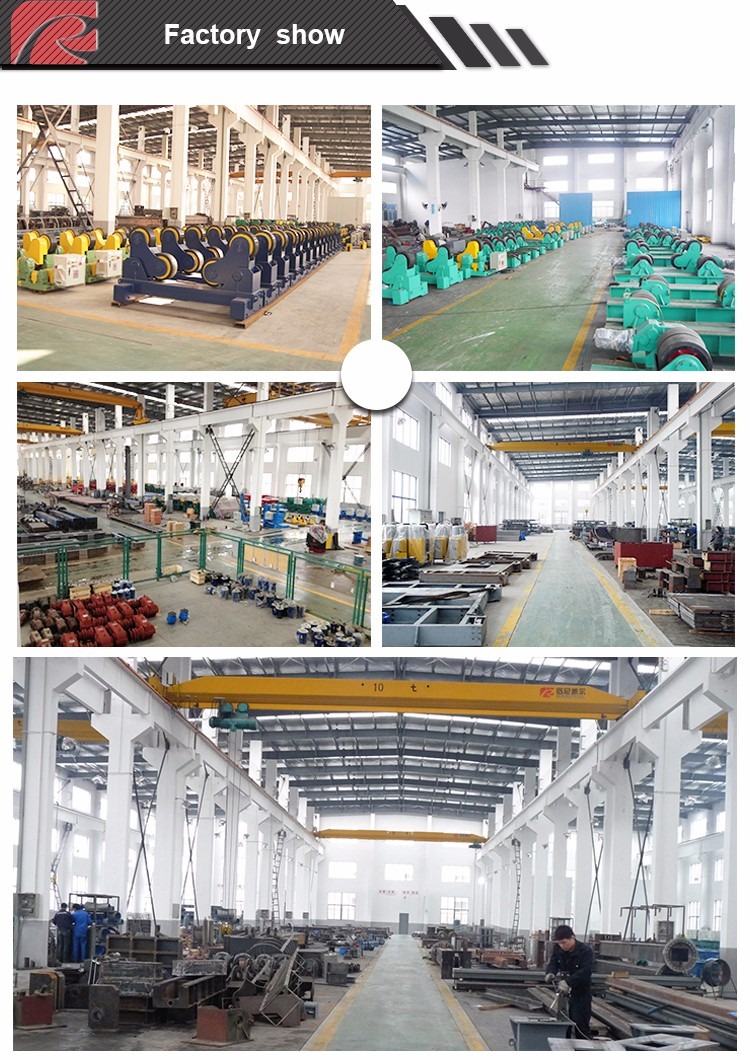 Qualities product for pipe column boom welding manipulator