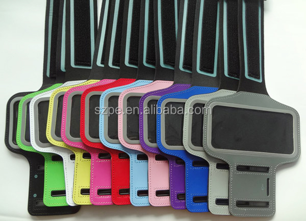 Neoprene lycra sports phone belt armband holder