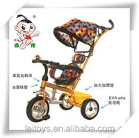 Children bicycle for sale/2016 hot push toys 4 in 1 power car for baby/3 wheel painting bike for kids/tricycle child
