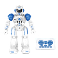 2018 hot sale plastic intelligent smart robot toy for kids